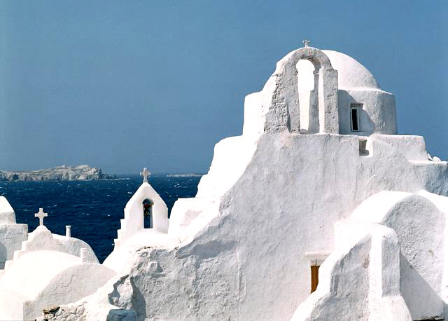 Туры на остров миконос греция
