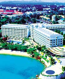 Dusit Thani Pattaya (ex.Dusit Resort Pattaya)