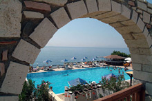 Dimitra Beach Resort Hotel