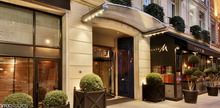 Вход в отель Hyatt Regency Paris - Madeleine