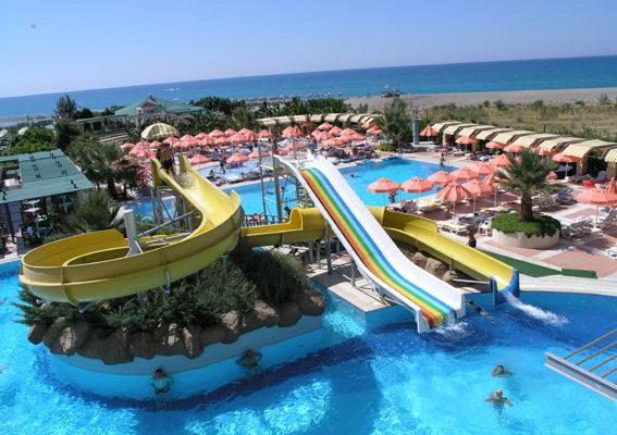 Турция из Саратова, Washington Resort 5* от 27000 рублей/чел