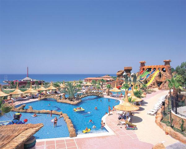Отель Magic Sun Hotel 4 Турция Кемер