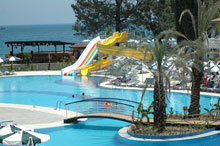 Alkoclar Kemer Hotel( ex.The Maxim Resort)