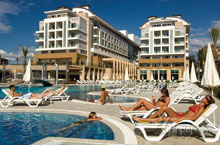 Hedef Resort & SPA Hotel ( ex.Hedef Resort Hotel)