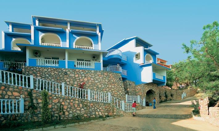 green hill bay holiday village hv-1 турция курорт аланья: