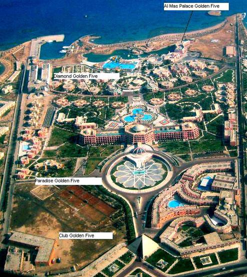 Al Mas Palace Golden Five)