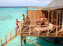 Komandoo Maldives Island Resort