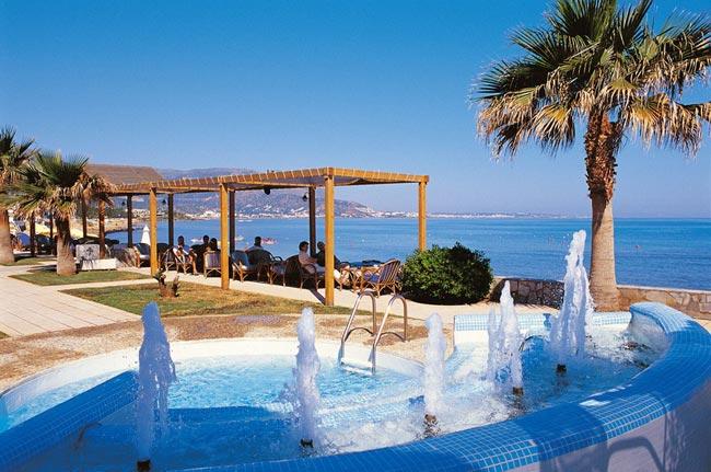 Hotel laplaya beach 3, о крит-ираклион, греция