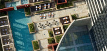 The H Hotel Dubai(ex.The Monarch Dubai)