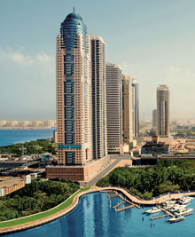 Dubai Marriott Harbour Hotel & Suites(ex.The Harbour Hotel & Residence)