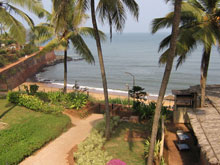 Vivanta by Taj Fort Aguada(ex.Fort Aguada Beach Resort)