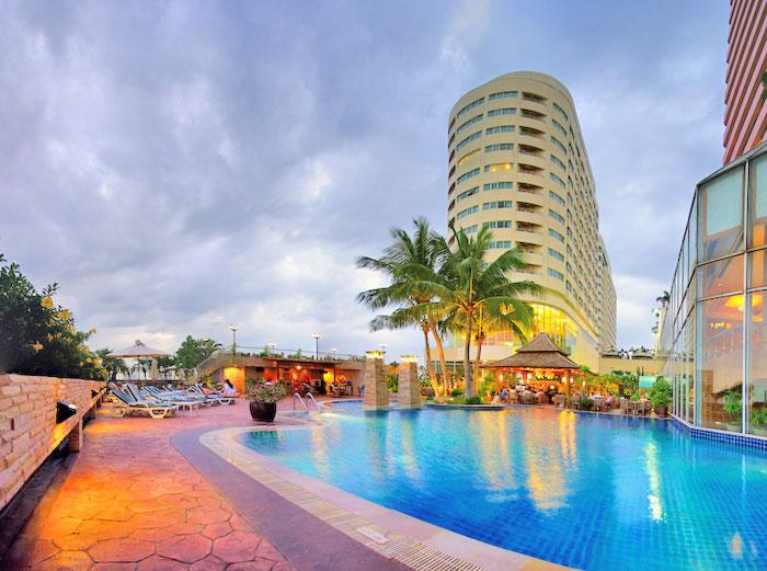 Prince Palace Hotel (Принц Пэлес Отель), 4* BB/HB/FB, Бангкок, Тайланд (Таиланд) :: Туры, гостиницы, отели, отзывы, отдых, путеш