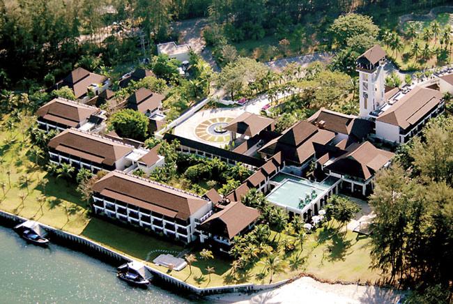 Туры в отель Anantara Si Kao Resort & Spa 5*, Провинция Краби Таиланд. Отзывы туристов об отеле Anantara Si Kao Resort &