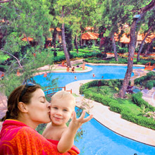 Описание отеля ulusoy kemer holiday club hv 1
