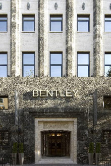 Bentley(ex.Bentley Hotel Genova (Генуя))