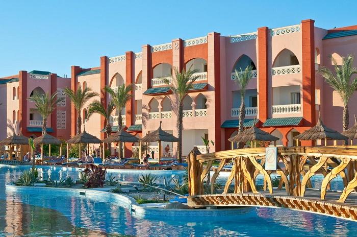 ≈гипет отель аква резорт