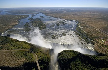 The Stanley & Livingstone at Victoria Falls