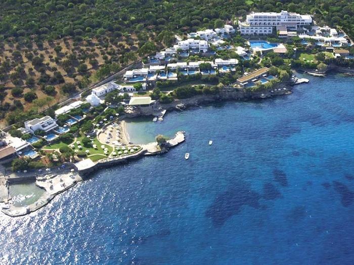О крит греция отели 4