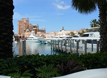 The Harbourside Resort at Atlantis