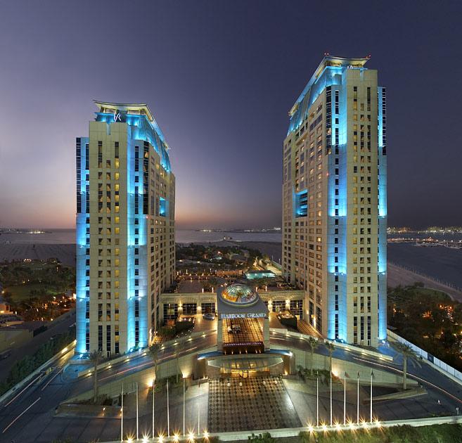 Habtoor Grand Beach Resort & Spa 5*, Дубай Марина, ОАЭ. Отзывы, Фото, Видео туристов. Рейтинг. Туры, On-Line Бронирование на ТУР
