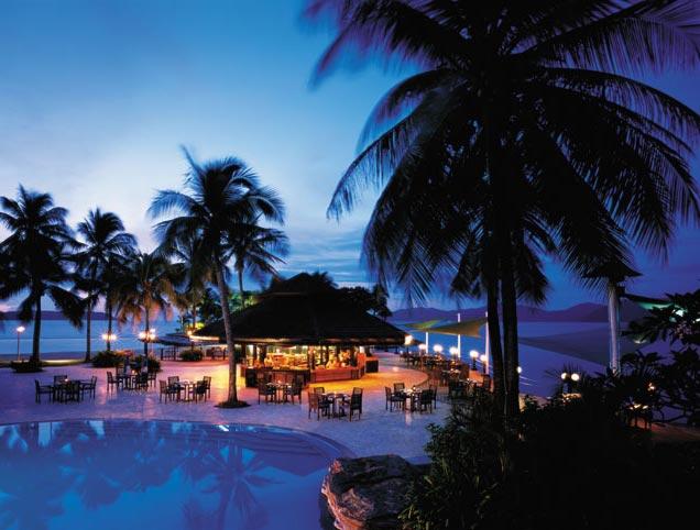 Shangri la s тanjung aru resort