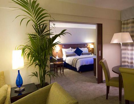 Riviera Marriott Hotel La Porte de Monaco  Hotel Rooms
