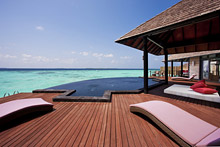 The Sun Siyam Iru Fushi Maldives(ex.The Hilton Maldives Iru Fushi Resort & Spa)