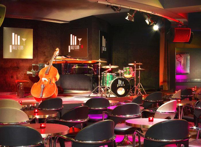 Место с живой музыкой москва