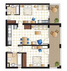 Family Apartment